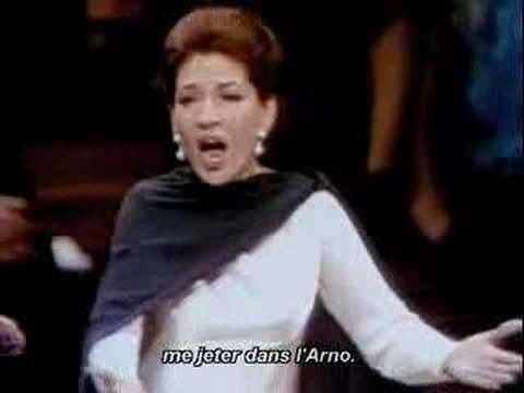 O Mio Babbino Caro - Maria Callas