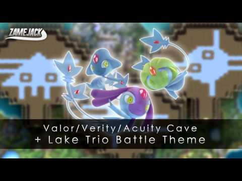 Pokémon D/P/Pt: Battle! Lake Trio (Remix)