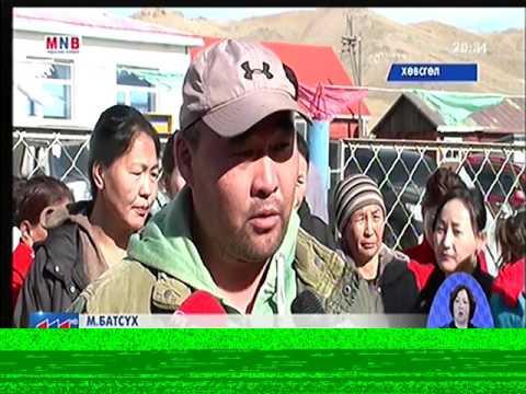 Хөвсгөл аймгийн Шинэ-Идэр сум 150 хүүхдийн шинэ цэцэрлэгтэй боллоо