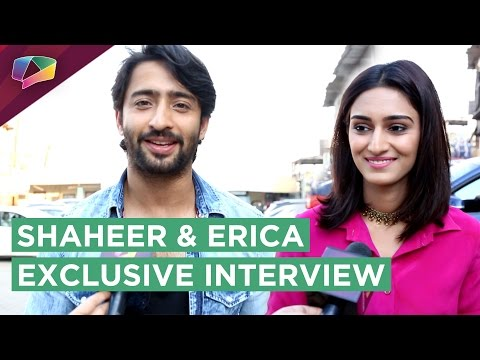Shaheer Sheikh and Erica Fernandes Share Their Mem