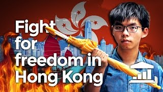 Hong Kong was a British colony until 1997, when the city integrated into China again, something that hadn't happened since the...