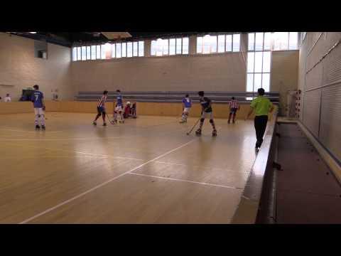 Hockey Patines Fase Sector Cto. España Infantil Alcañiz-Rochapea (2)