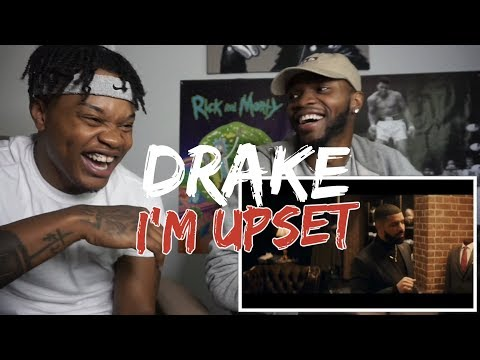 Video Drake - I'm Upset - OFFICIAL VIDEO - REACTION download in MP3, 3GP, MP4, WEBM, AVI, FLV January 2017