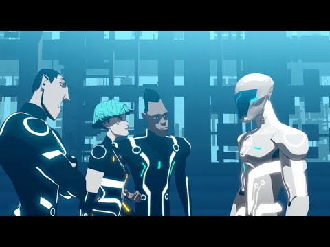 Interrogating the Jolly Tricksters | Tagged | TRON: Uprising