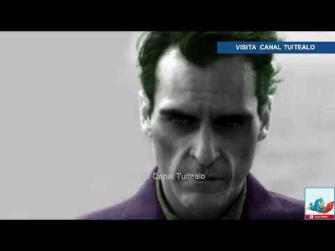 Joaquin Phoenix será 'Joker' en película producida por Scorsese