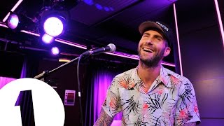 Video Maroon 5 cover Pharrell's Happy in the Live Lounge MP3, 3GP, MP4, WEBM, AVI, FLV Desember 2017