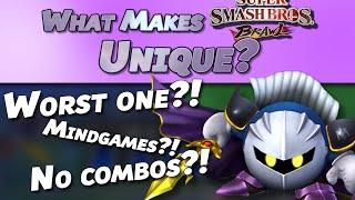 What Makes Super Smash Bros. Brawl Unique?