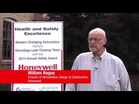 2014 WEDA Health and Safety Excellence Award