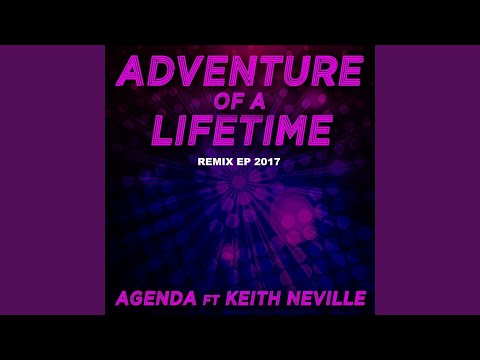 Adventure of a Lifetime 2017 (UK Club Mix Instrumental)