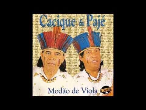 Piraquara Cacique e Pajé - 1983