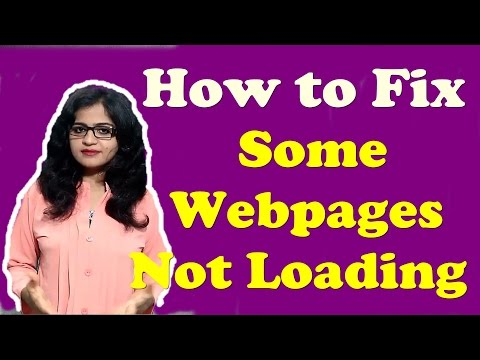 Video [100% Working] How To  Fix Some Websites Not Loading/Opening in Any Browser[Hindi] download in MP3, 3GP, MP4, WEBM, AVI, FLV January 2017
