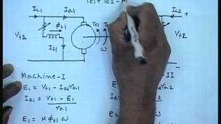 Mod-01 Lec-30 Lecture-30-Characteristics Of DC Shunt Motors