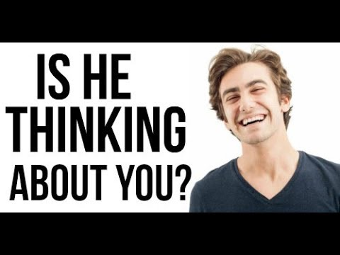 How To Tell If A Guy Is Thinking About You (even If You Haven't Heard From Him)