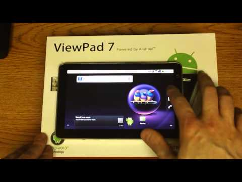 ViewSonic ViewPad 7 Review