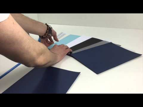 Verpackungsteam - Klemmschienen für DIN A4, diverse Farben