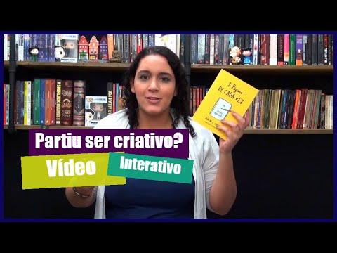Vídeo Interativo: Uma página de cada vez | Perdida na Biblioteca
