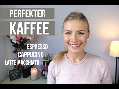 perfekter Kaffee mit dem Giannini Espressokocher | Cappuccino, Latte Macchiato, Milchkaffee