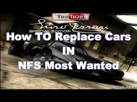 How To Instal Modloader And Replace car in NFS most wanted