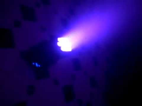 Đèn moving head mini led 4in1 RGBW