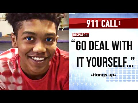 17-Year-Old Calls 911 Begging For Help, But Dispatcher Tells Him: 'Deal with it yourself'