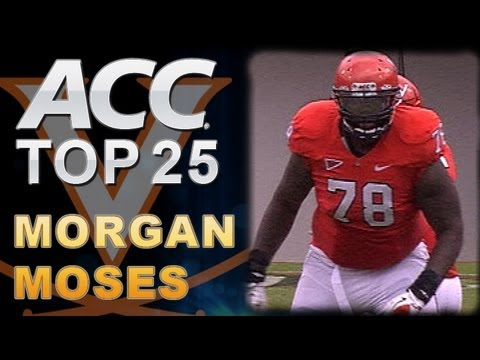 ACC Top 25 Players to Watch - Morgan Moses video.
