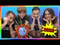 Crazy Boom Boom Balloon Challenge Family Game Night We