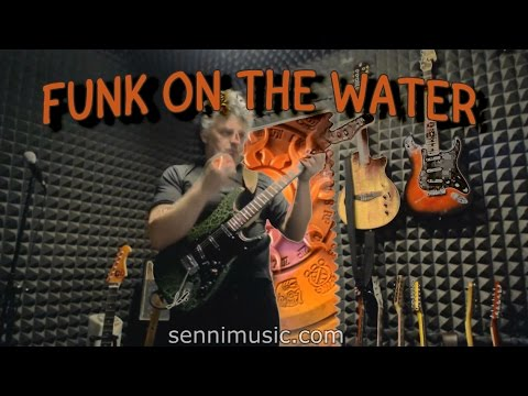 Funk On The Water – Funkyfied Version of Deep Purple Megahit