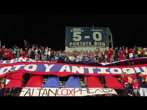 Rojo mi buen amigo - Rexixtenxia Norte - Independiente Medellín