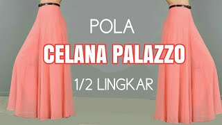 Video POLA CELANA PALAZZO SETENGAH LINGKAR MP3, 3GP, MP4, WEBM, AVI, FLV September 2018