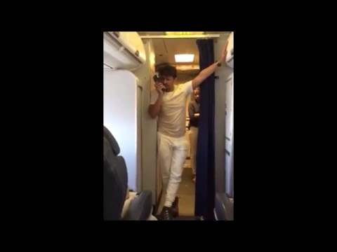 Sonu Nigam's In flight Performance which led to Jet Airways suspending cabin crew