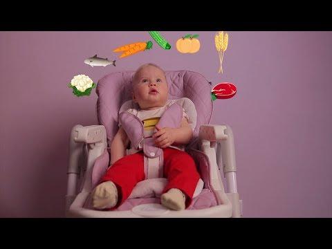 Первый прикорм. Полезные советы для мам