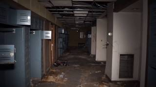 6. Abandoned, Claustrophobic NJ Electrical Control Complex
