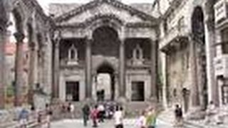 Diocletian's Palace is an ancient palace built by the Roman emperor Diocletian at the turn of the fourth century AD, that today...