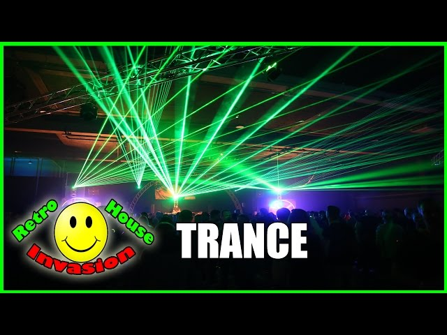 Trance mix 90s retro house invasion for Best 90s house tracks