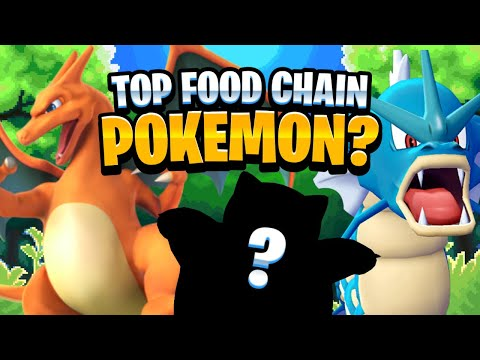 Which Pokemon Is The TOP Of the Kanto Foodchain?