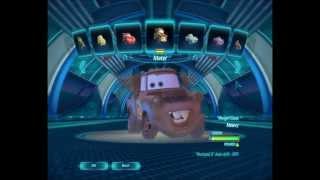 Обзор игрушки Cars 2 'The Video Game' (2011) Тачки 2 на PC
