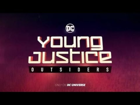 Young Justice Outsiders Episodes 10-13 review