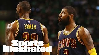 SI Now co-hosts Maggie Gray and Robin Lundberg says it may be impossible for LeBron James and Kyrie Irving to together.Subscribe to ►► http://po.st/SubscribeSIFollow the latest NFL news and highlights, with updates on your favorite team and players. Want to know what's up with Russell Wilson, Cam Newton, Tom Brady and more? We've got you covered:http://po.st/PlaylistSI-NFLCan the Cleveland Cavaliers repeat? Will the Golden State Warriors make history again? Keep up with all the important NBA updates, including news on LeBron James, Kevin Durant, Steph Curry and more:http://po.st/PlaylistSI-NBAFrom Bryce Harper and Mike Trout to Clayton Kershaw and Madison Bumgarner, Sports Illustrated brings you the smartest commentary and inside stories on the latest MLB news:http://po.st/PlaylistSI-MLBCheck out the most recent clips and highlights from episodes of SI Now, Sports Illustrated's daily talk show. From interviews with the biggest newsmakers to discussions with our award winning writers and editors, SI Now is your spot for all things  football, basketball, baseball and everywhere else around the world of sports:http://po.st/PlaylistSI-NowThe best of SI's award-winning video storytelling. From household names to the lesser known, SI Films' features and series explore the most powerful stories in sports:http://po.st/PlaylistSI-FilmsCONNECT WITH Website: http://www.si.comFacebook: http://po.st/FacebookSITwitter: http://po.st/TwitterSIGoogle+: http://po.st/GoogleSIInstagram: http://po.st/InstagramSIMagazine: http://po.st/MagazineSIABOUT SPORTS ILLUSTRATEDSports Illustrated offers sports fans trusted, authentic, agenda-free reporting and storytelling featuring sports news, scores, photos, columns and expert analysis from the latest in today's world of sports including NFL, NBA, NHL, MLB, NASCAR, college basketball, college football, golf, soccer, tennis, and fantasy.Inside LeBron James Vs. Kyrie Irving Feud: Modern Day Shaq Vs. Kobe?  SI NOW  Sports Illustratedhttps://www.yo