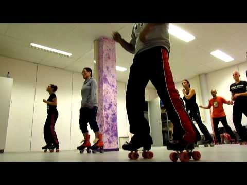 Drill it till you kill it Roller Skate Training