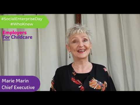 Employers For Childcare celebrates Social Enterprise Day 2020