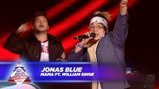 Video Jonas Blue - 'Mama' FT. William Singe - (Live At Capital's Jingle Bell Ball 2017) MP3, 3GP, MP4, WEBM, AVI, FLV Mei 2018