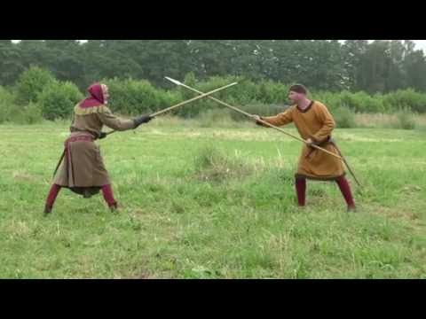 Medieval Spear Play, Part 1