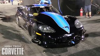 Radial vs the World - Finals - Lights Out 8 by High Tech Corvette