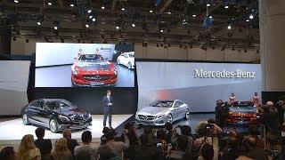 Mercedes-Benz TV: Tokyo Motor Show 2013 press conference