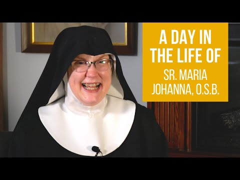 Benedictine Sisters of St. Emma Monastery: A Day in the Life