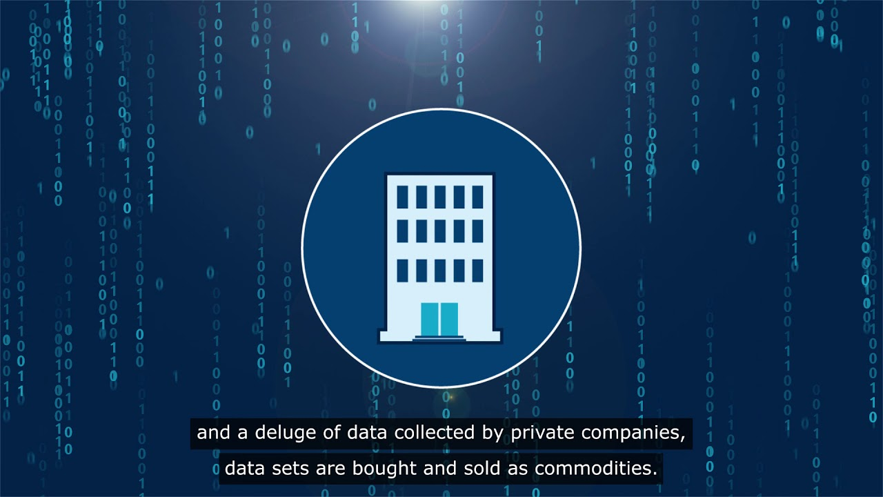 Intro video to the Data Economy Laboratory - Data Science Institute