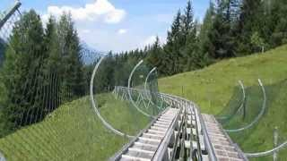Fieberbrunn Austria  city photos : Timok's Coaster Sommerrodelbahn at Fieberbrunn, Austria