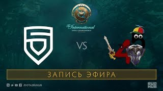 Penta Sports vs 4peotrectFive, The International 2017 Qualifiers [Lex, 4ce]