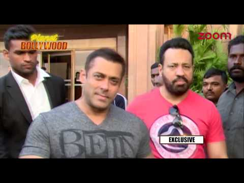 Salman Khan Fires His Bodyguards As He Doubts Them