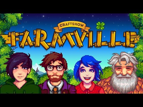 Фармвиль #16: Собирайурожай 3000 (Stardew Valley мультиплеер)